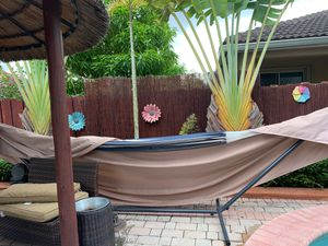 Hammock with stand for Sale in Miami, FL
