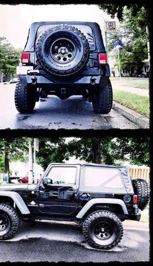 Clear~Black$1000 Wrangler Jeep_O8~Clear LYGW for Sale in San Diego, CA