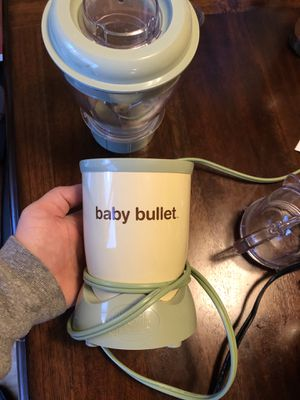 Baby bullet blender for Sale in Bothell, WA