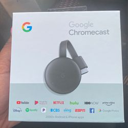 Google Chrome Cast for Sale in Hollywood,  FL