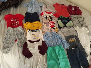 Baby boy clothes 9mns. for Sale in Fresno, CA
