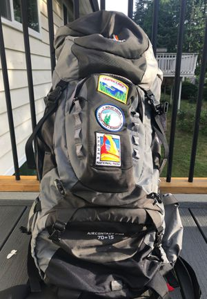 70 + 15 Liter Backpack for Sale in Bellevue, WA