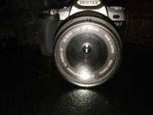 PENTAX ZX-7 35MM CAMERA WITH LENS for Sale in Mary Esther, FL