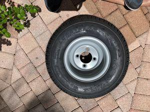 Golf cart/trailer tires for Sale in Greenacres, FL