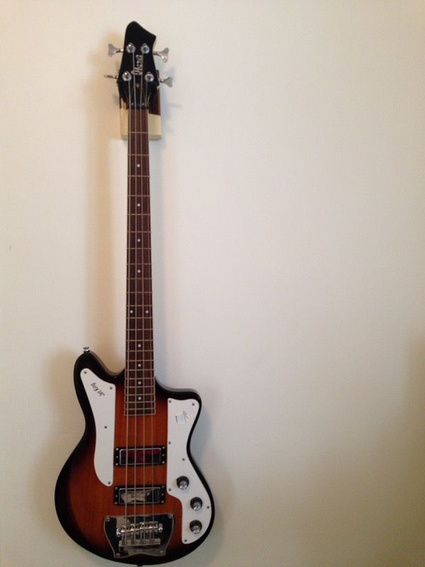 Ibanez Jet-King Bass Guitar