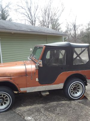 1976 cji jeep for Sale in Hyattsville, MD