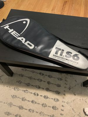 Head Ti.S6 Tennis Racket Super lightweight! for Sale in Englewood, CO