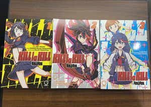 Kill la kill manga for Sale in Lakewood Township, NJ