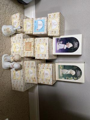 Precious moments figurine lot*reduced* for Sale in Oshkosh, WI