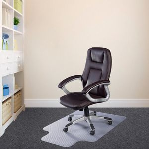 Standard Pile Carpet Chair Office Mat with Lip for Sale in Ontario, CA