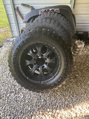 Adapters,Rims, Tire, Side Flares, Head, Tail, & Brake Light for Sale in Zephyrhills, FL