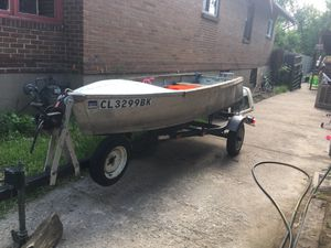 Fishing boat for Sale in Denver, CO