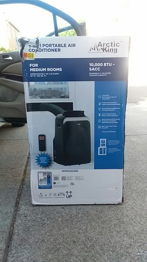 portable air conditioner, dehumidifier for Sale in Antioch, CA