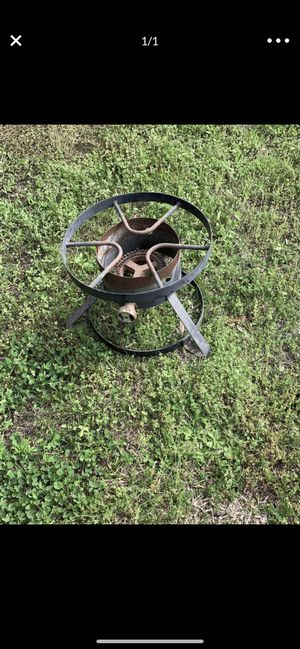 Gas burner for Sale in Clayton, NC