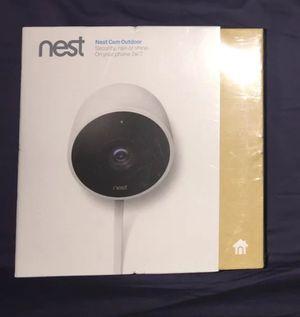 Nest outdoor cam for Sale in Waterbury, CT