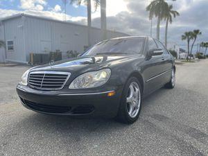 2004 Mercedes Benz S500 4matic !! 54k !! for Sale in Cape Coral, FL