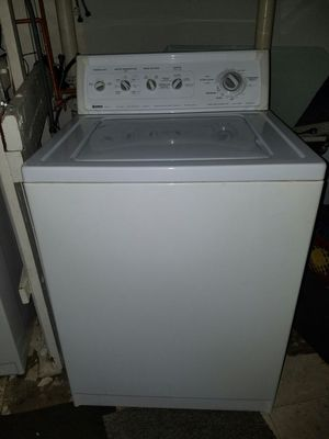 Washer and electric dryer Kenmore for Sale in Temple Hills, MD
