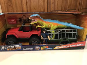 Adventure Force Dinosaur Explorer for Sale in Downers Grove, IL