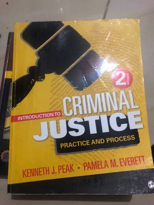 Intro to criminal justice practice and process for Sale in Phoenix, AZ