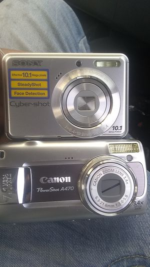Digtal cameras for Sale in Upper Marlboro, MD