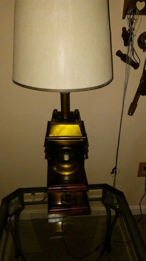 Brass lamp for Sale in New Windsor, MD