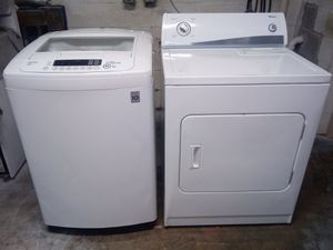 🙋🏼♀️Washer & Dryer ☝🏼Can Deliver 🌎🚚 for Sale in Atlanta, GA