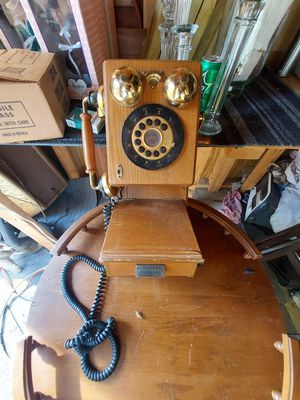1927 antique telephone for Sale in Chattanooga, TN