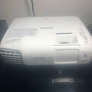Epxon X27 Projector for Sale in Washington, DC
