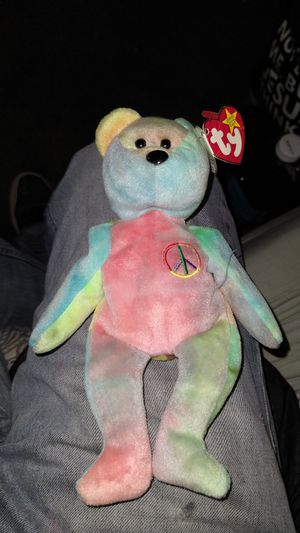 "Rare 1996 Beanie Babies ""Peace"" for Sale in Fayetteville, GA"