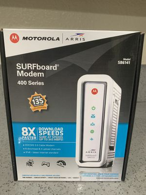 Modem (Internet) for Sale in San Diego, CA