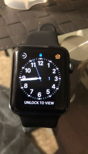 Apple Watch series 3(GPS Only) for Sale in Eden Prairie, MN