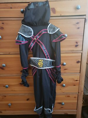 Ninja costume size 9/10 for Sale in Huntington Beach, CA