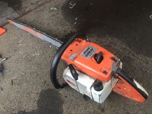 Stihl 056 AV chainsaw for Sale in Vancouver, WA