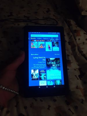 Amazon kindle fire tablet for Sale in Auburn, CA