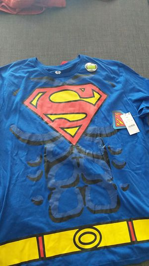 Super man t-shirt size XXL for Sale in Santa Ana, CA
