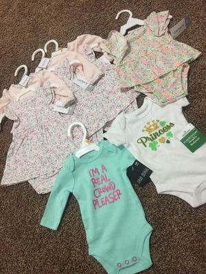 Baby clothes and blankets for Sale in Kaysville, UT
