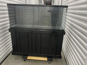55 gallon fish tank for Sale in Washington, DC