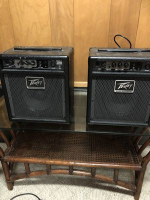 Peavey Amplifier Bass System for Sale in Franklin Square, NY