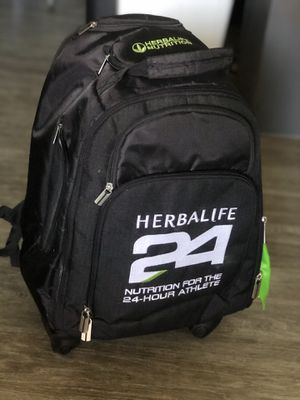Herbalife Backpack / suitcase with wheels for Sale in Mesa, AZ