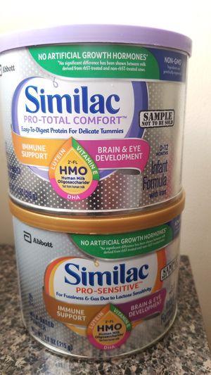 Similac free for Sale in Edison, NJ