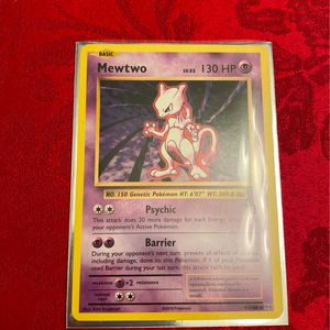 Mewtwo XY Evolutions for Sale in Folsom, CA