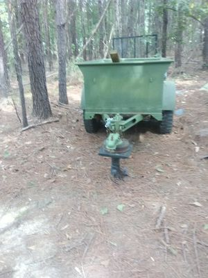 Military ammo trailer nice for Sale in Gadsden, AL