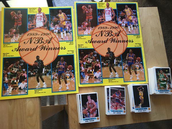 1990 Panini Sticker Albums
