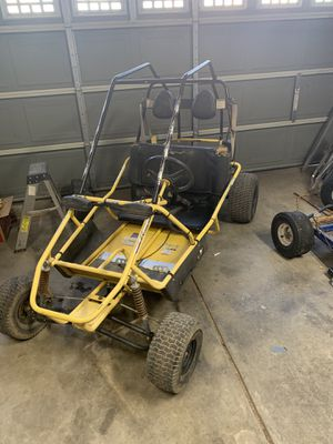 Good running go kart $650 obo for Sale in Fowler, CA