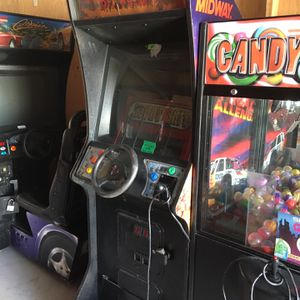 OFFROAD CHALLENGE ARCADE STANDUP COIN OPERATED for Sale in Fresno, CA