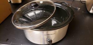 Crock Pot Slow Cooker Kitchen Appliance for Sale in Houston, TX