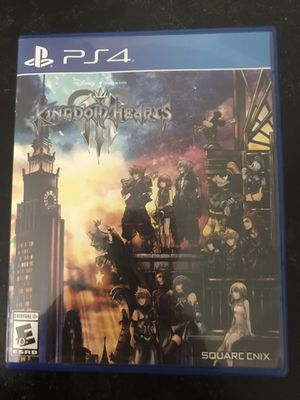 Kingdom hearts 3 for Sale in Portland, OR