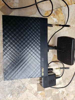 ASUS Dual- Band WiFi Router for Sale in Johns Creek, GA