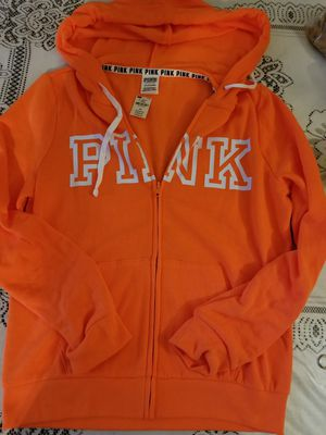 e7bfdca4621 Victoria s Secret Pink Full Zip Hoodie for Sale in Lemon Grove