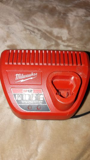 M12 Milwaukee Charger for Sale in Tacoma, WA